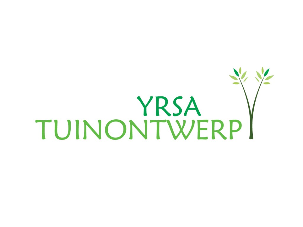 Logo Yrsa Tuinontwerp