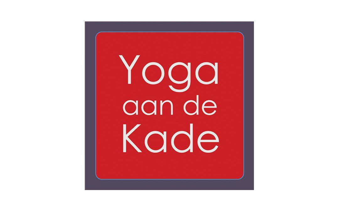 Logo Yoga aan de Kade